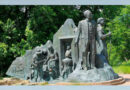 Underground Railroad Sculpture