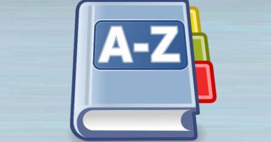 A-Z of Quaker Terms