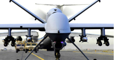 Lincolnshire's Armed Drones